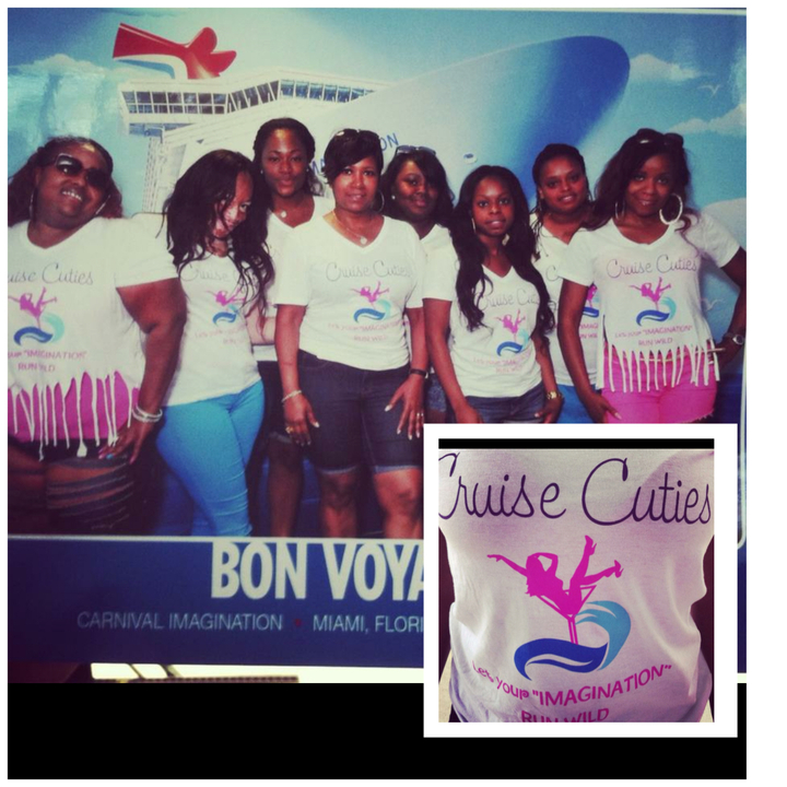 Cruise Cuties T-Shirt Photo