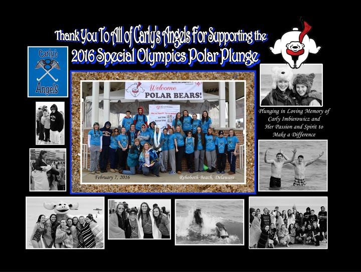 2016 Polar Plunge T-Shirt Photo