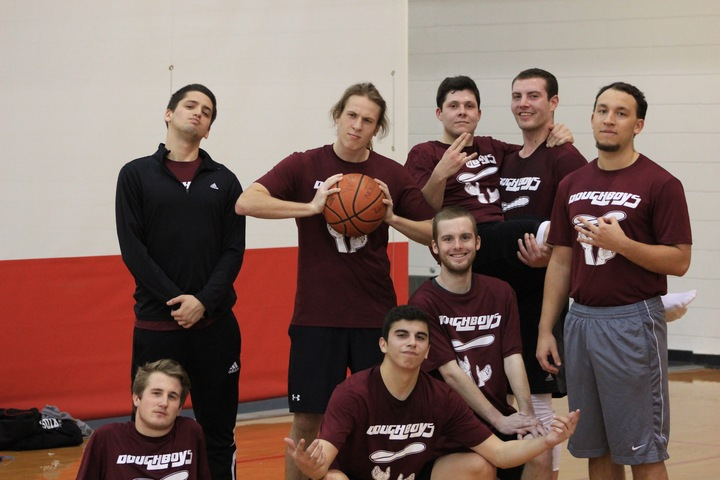 Arguably The Best Dressed Intramural Team In The Country T-Shirt Photo