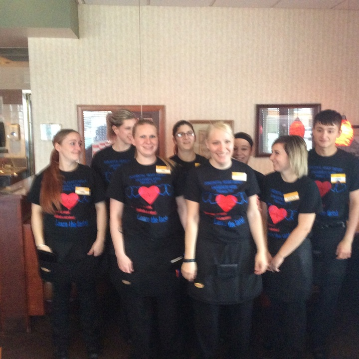 Chd Awareness  T-Shirt Photo