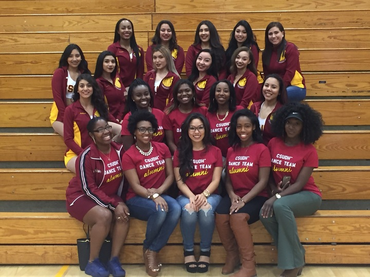 California State University, Dominguez Hills Dance Team Alumni T-Shirt Photo