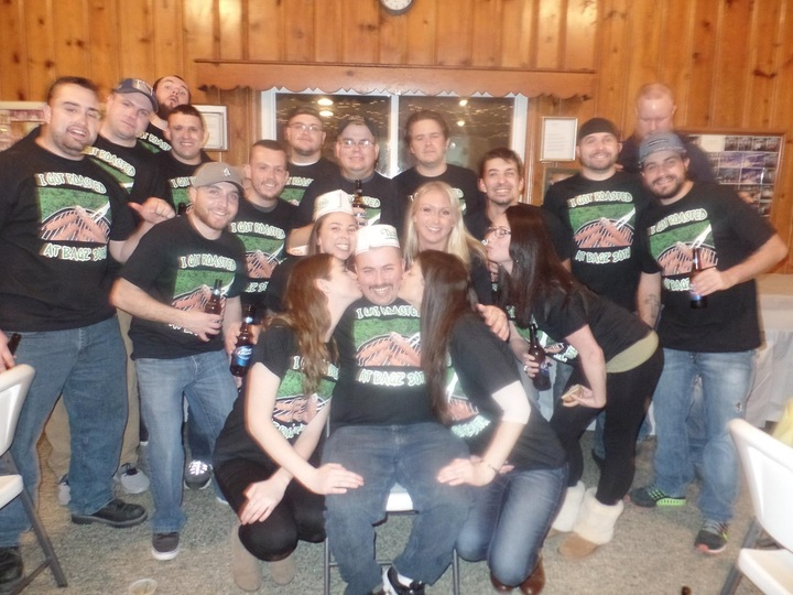 The 30th Birthday Roast Of The Legendary Bagz! T-Shirt Photo