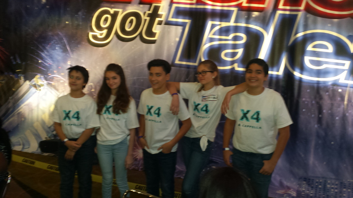 Americas Got Talent Auditions T-Shirt Photo