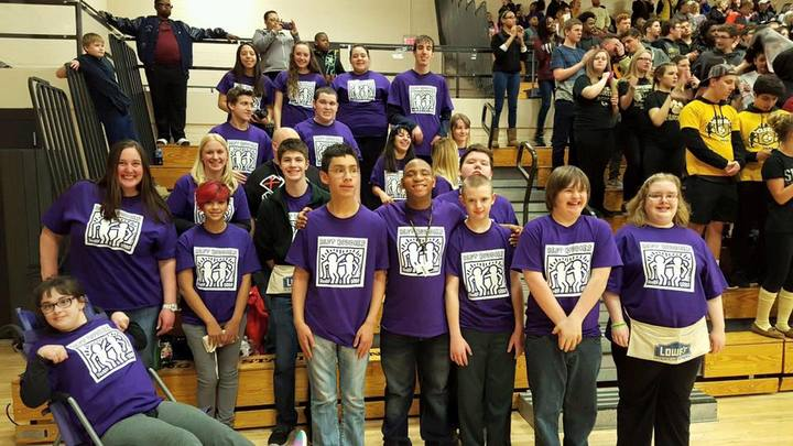 Griffith Best Buddies T-Shirt Photo