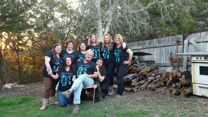 Goat Shed 7th Year T-Shirt Photo