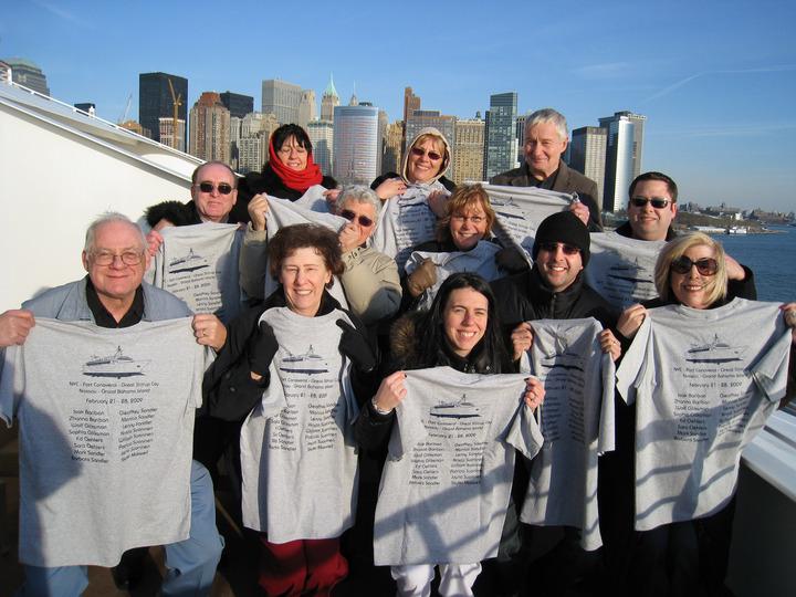 Cruise Gang: 2/21/09   2/28/09 T-Shirt Photo