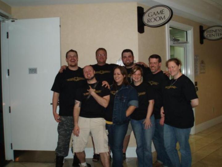 Chillin At Megacon 09 T-Shirt Photo