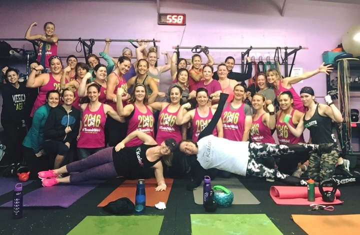Kaia Fit Elk Grove Hosts Kaia Founder Nikki Warren T-Shirt Photo