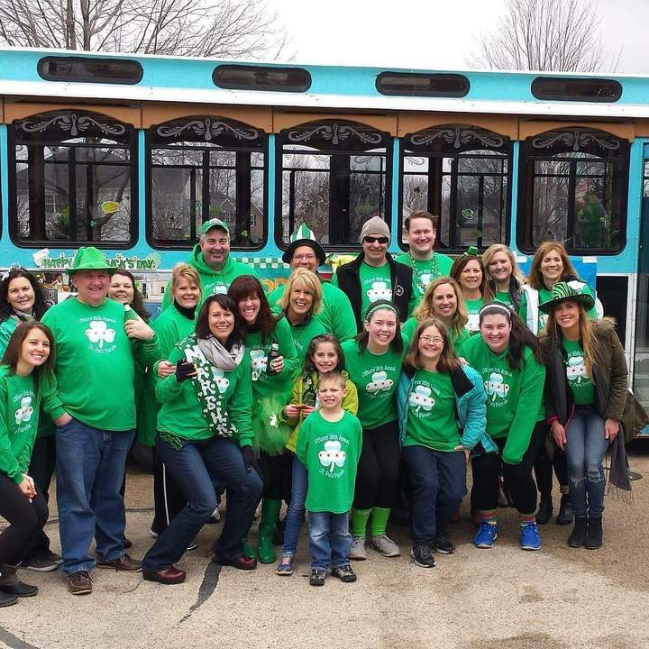 Naperville St Pats Parade T-Shirt Photo