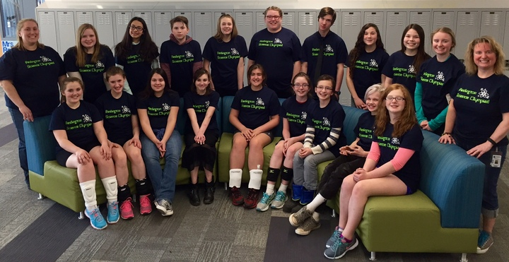 Rjs Science O 2016 T-Shirt Photo