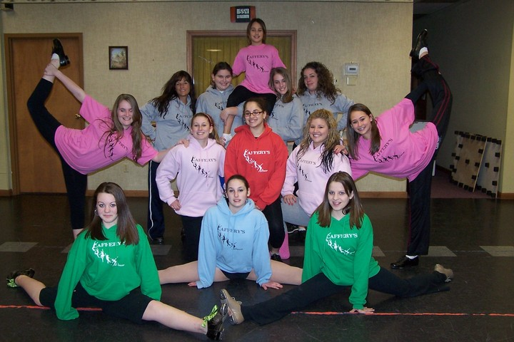 Caffery's Dancers T-Shirt Photo