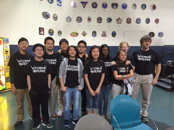 Math Team T-Shirt Photo