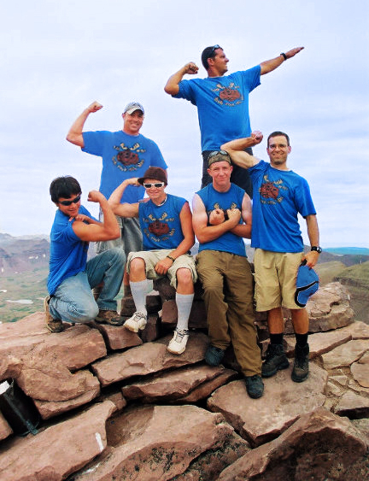 Kings Peak T-Shirt Photo