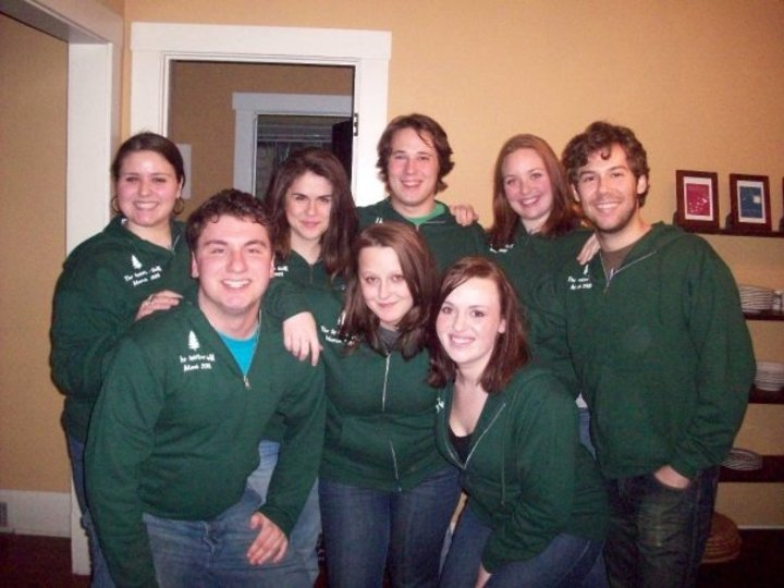 """Some Cast & Crew From """"The Spitfire Grill"""" At Mu T-Shirt Photo"""