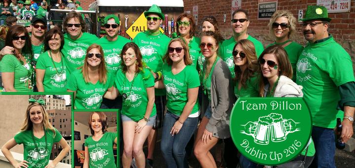 Team Dillon 2016 T-Shirt Photo