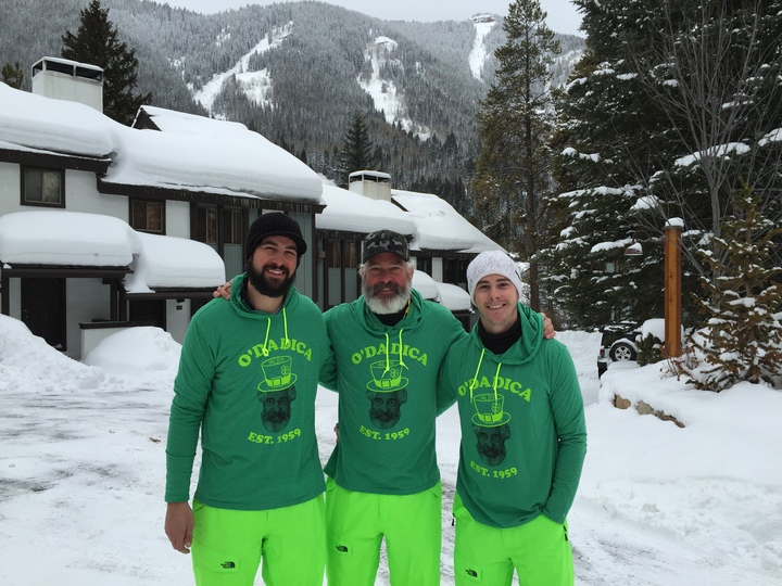 Annual Family Trip To Vail T-Shirt Photo