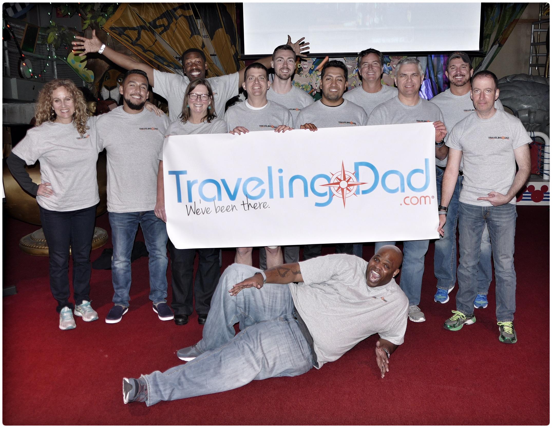 Custom T-Shirts for Traveling Dad Conference Walt Disney