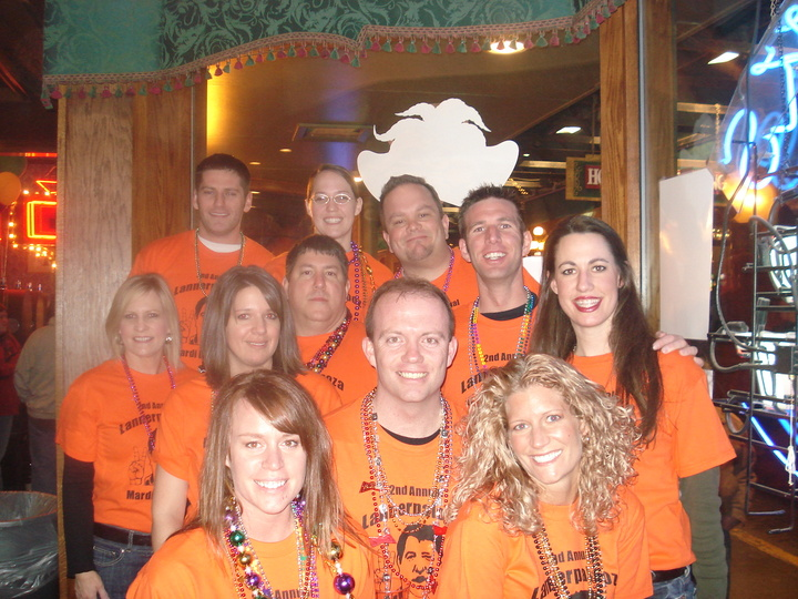 Lannerpalooza '09 T-Shirt Photo