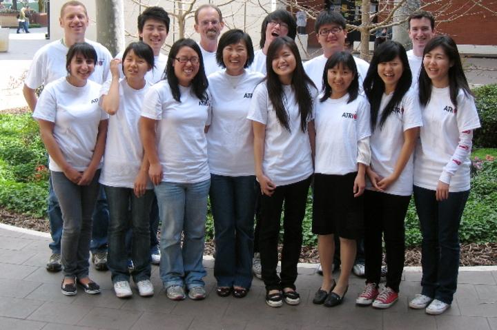 Korean Stress Research Group T-Shirt Photo