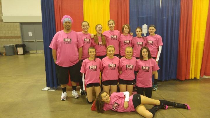 Panther 15 Orange Dig Pink Day T-Shirt Photo