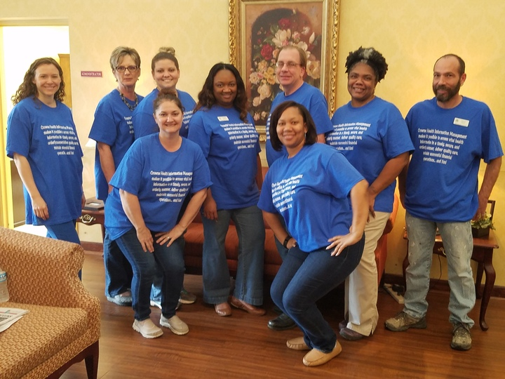 Health Information Professionals Week  T-Shirt Photo