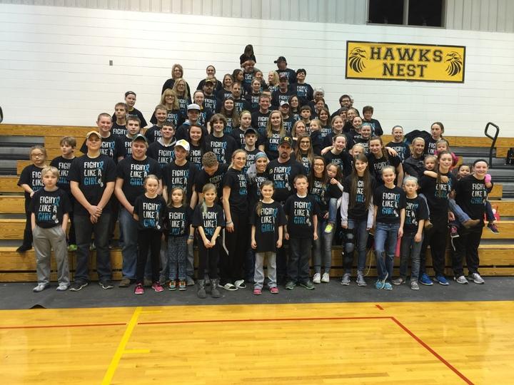Team Melanie Night T-Shirt Photo