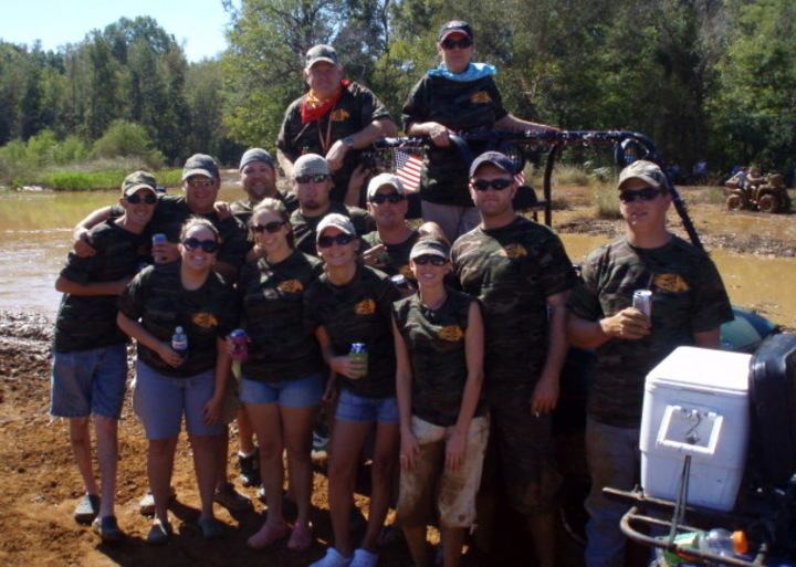Halloween Ride 2008 T-Shirt Photo