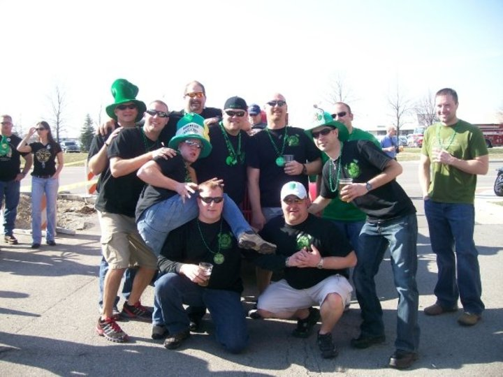 St. Patty's Day T-Shirt Photo