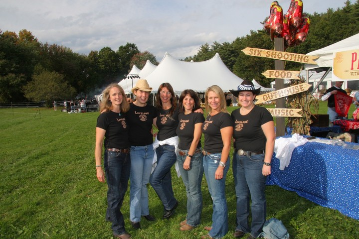 Lovelane Staff At Hoedown Ii T-Shirt Photo