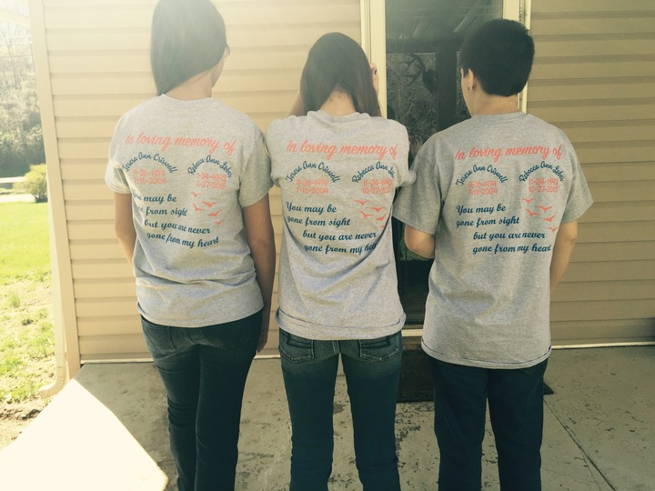 The Girls  T-Shirt Photo