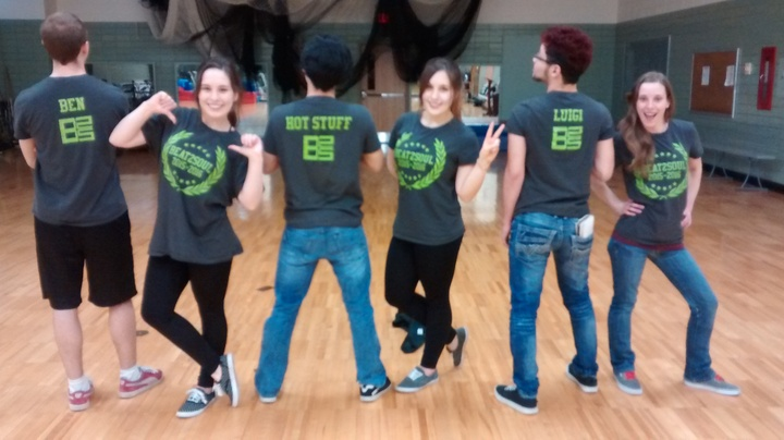 Dancer Pride! Love The Shirts! T-Shirt Photo