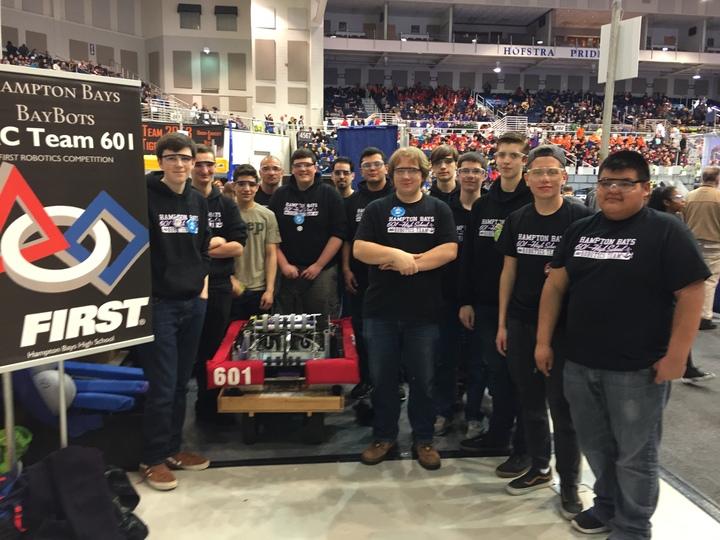 Frc Team 601 T-Shirt Photo