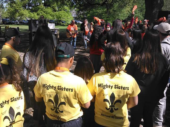Mighty Sisters T-Shirt Photo