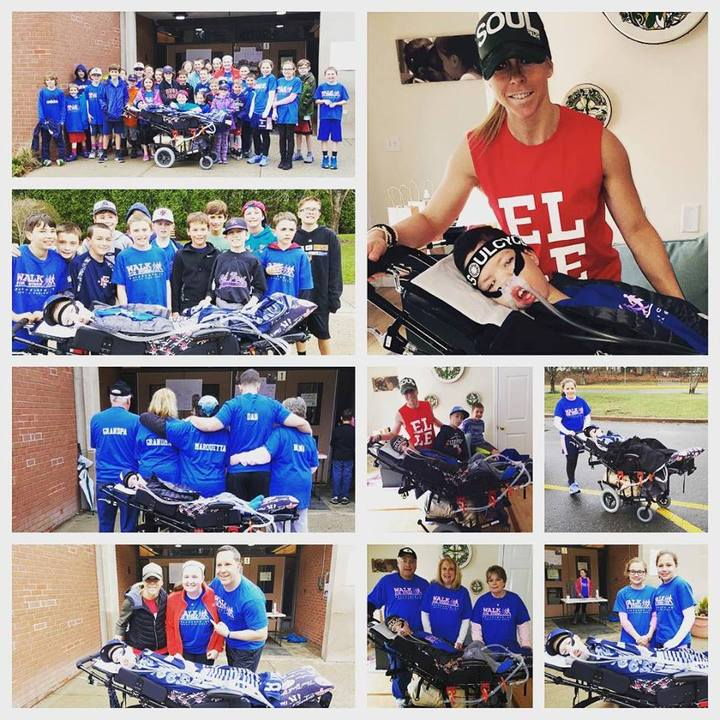 Walk For Ethan T-Shirt Photo