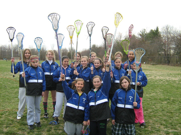 Arden Girls' Lacrosse Team 2009 T-Shirt Photo
