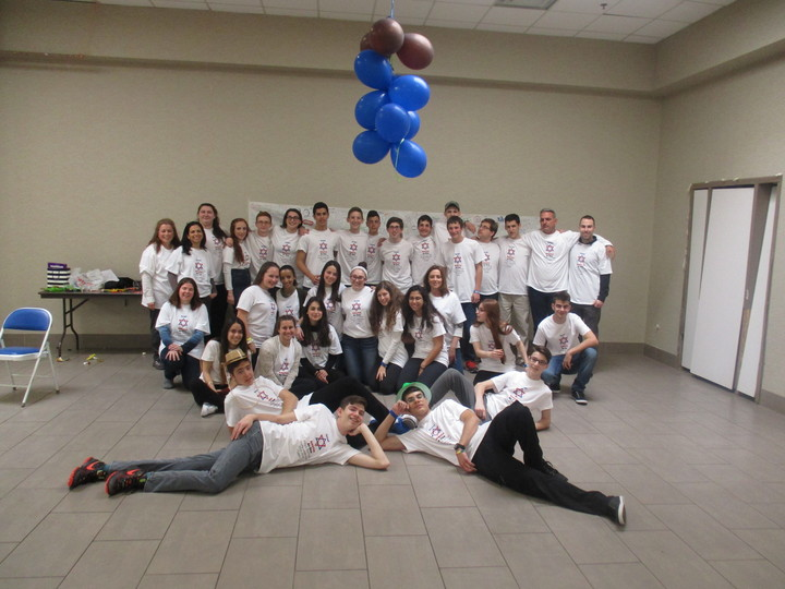 Young Leadership Group T-Shirt Photo