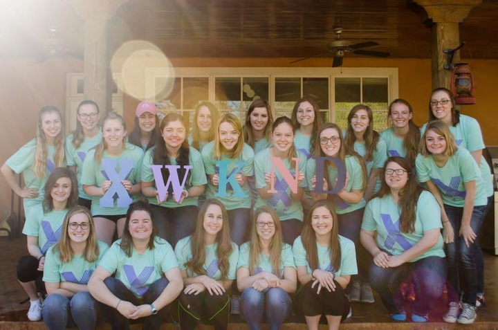 Oklahoma State Cru Women's Retreat T-Shirt Photo