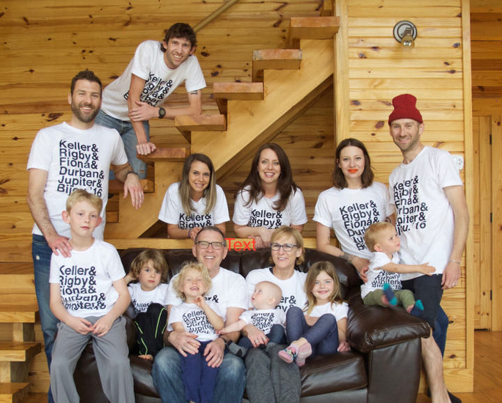 Family Get Together 2016 T-Shirt Photo