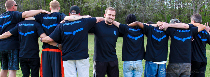Just A Few Of The People The Jake Koenigsdorf Foundation Helps T-Shirt Photo