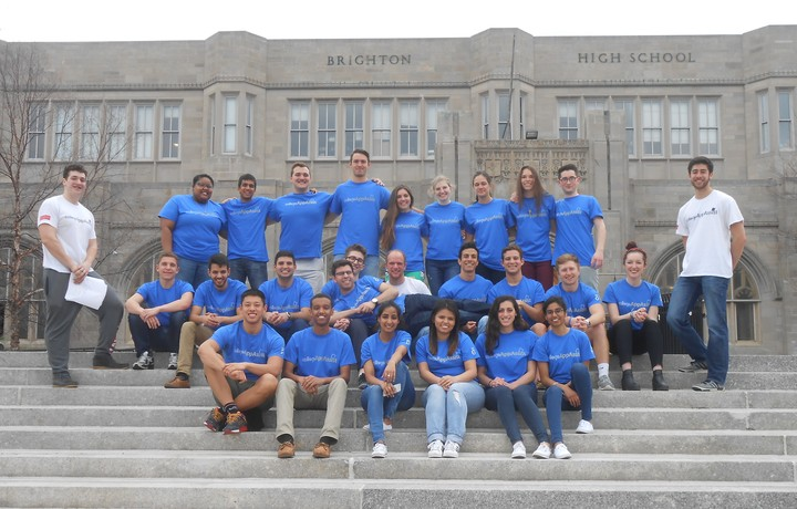 College App Assist '16 T-Shirt Photo