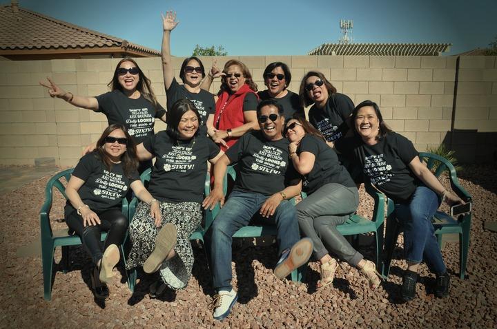 Dolly's 60th Birthday Celebration T-Shirt Photo