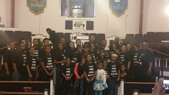 Ipbc Youth Joy Nite 2016 T-Shirt Photo