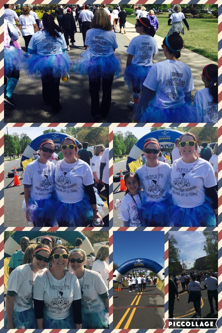 Ribbon Walk 2016 T-Shirt Photo