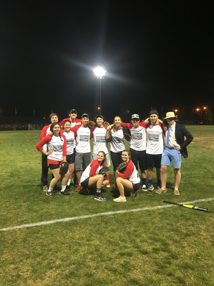 Sandlot Sluggers First Win T-Shirt Photo