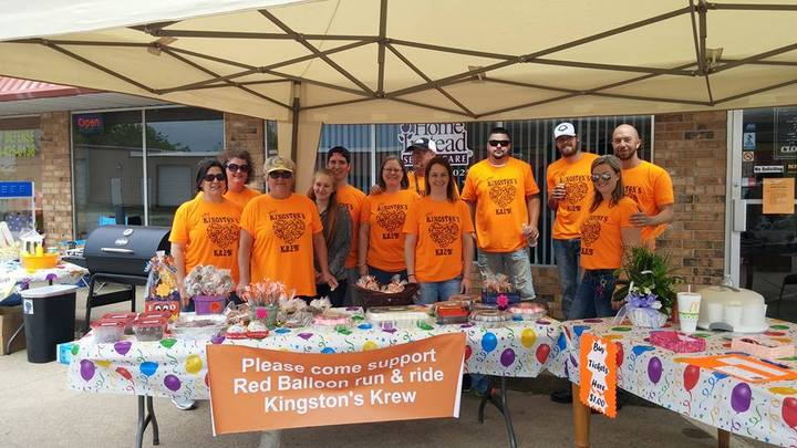 Kingston's Krew T-Shirt Photo
