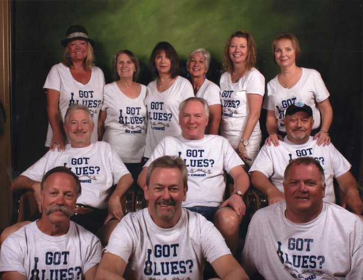 Blues Krewe T-Shirt Photo
