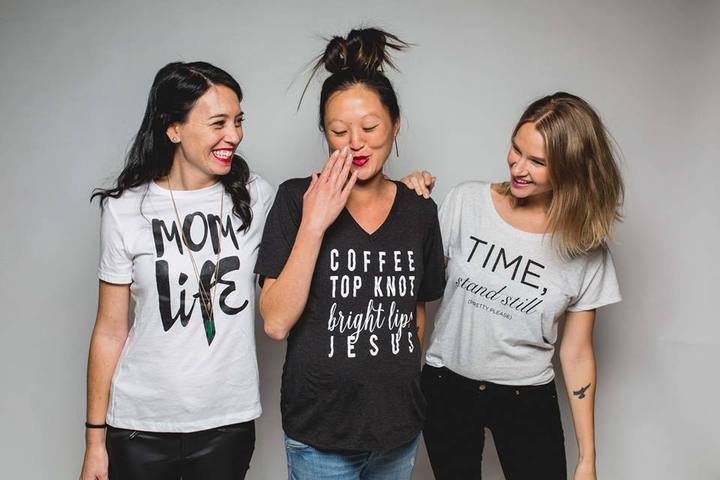 Mom Life T-Shirt Photo