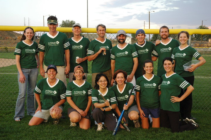 Tnc Colorado Softball Team T-Shirt Photo