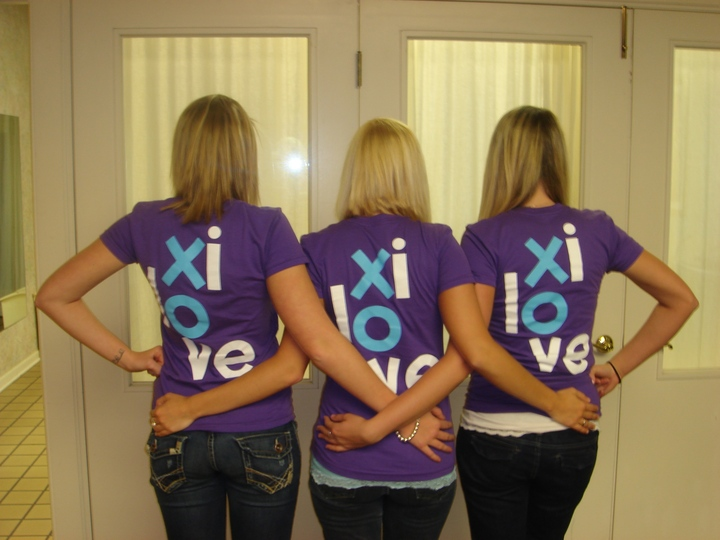 A Xi Ds Love These T-Shirt Photo