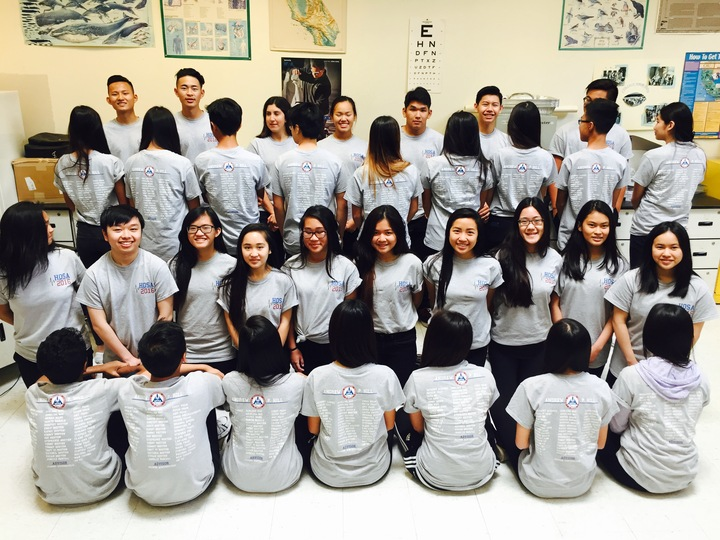 Andrew Hill Hosa T-Shirt Photo